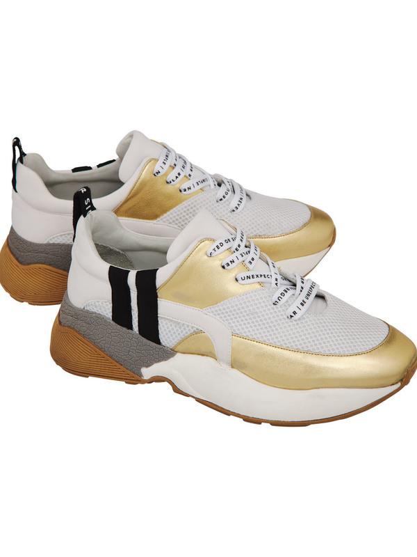 20-934-0201 1013 - TECH SNEAKERS 2.0  (GOLD)