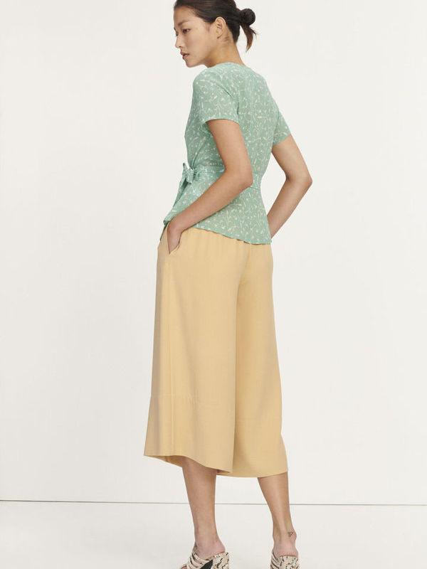 F20200163 10464 - Luella trousers (Croissant)