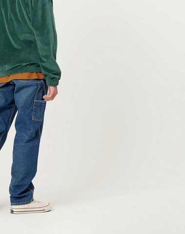 I022948_01_WM -  Ruck Single Knee Pant (Mid worn wash)