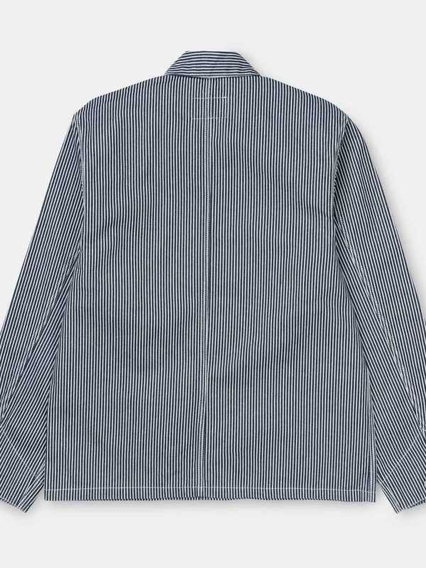 I027976_981_02 - Michigan Coat (Blue/white rinsed)