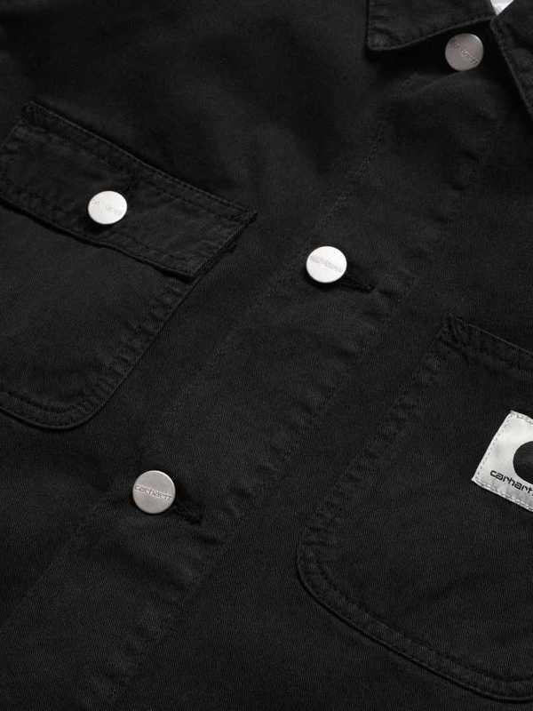 I028003_89_GD - W' Michigan Coat (Black)