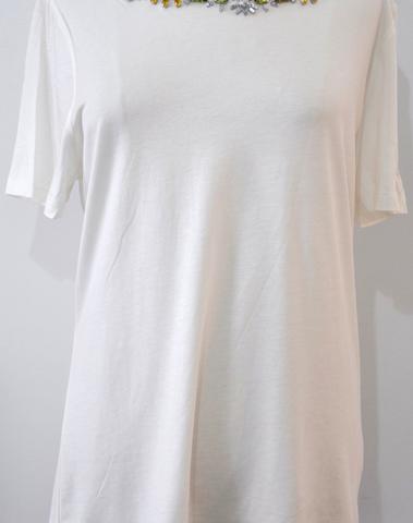 Essentiel Antwerp - GILLIAN OW01 - Tshirt (Blanc)
