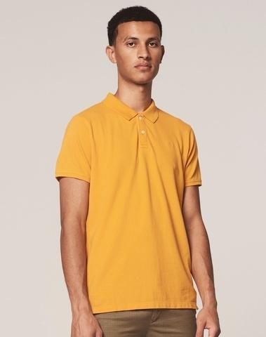 202500 441 - Bowie Basic Polo s/s Polo Pique (Bright orange))