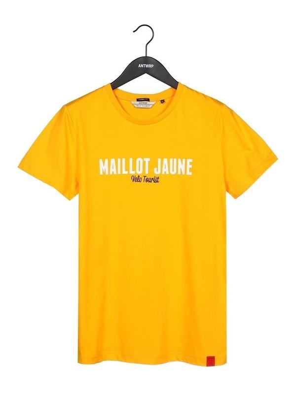 BTS 006 709 - Tshirt (Racing Yellow)