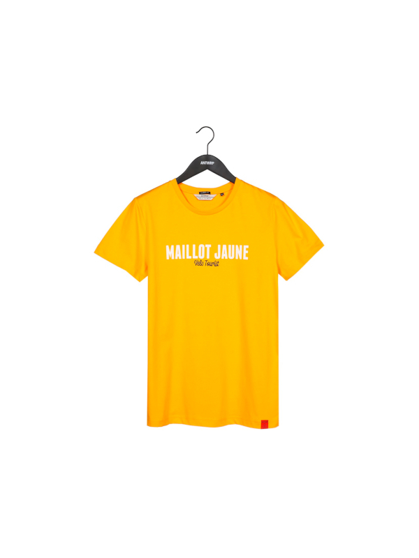 BTS 006 709 - Tshirt (Racing Yellow)