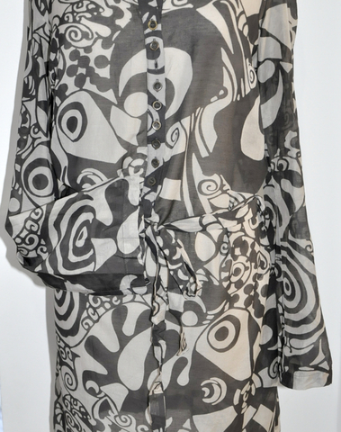 IKKS  - A531075 18 - Robe (Brun)