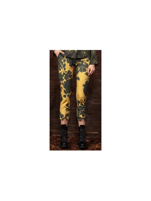 H20088043 PI - Pantalon (Pistache)