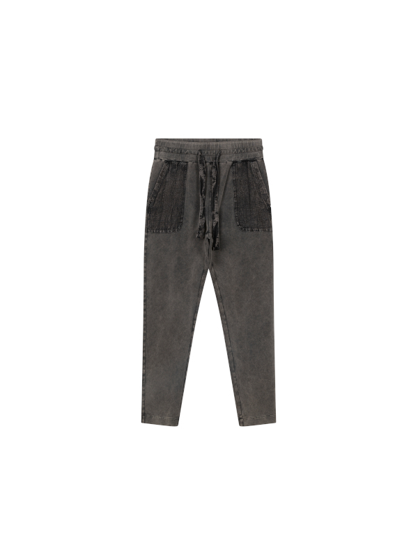 20-008-0203 1006 - Jogger washed (Grey)