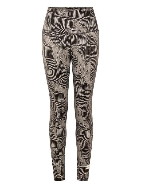 20-023-0203 1079 - Yoga legging zebra (Safari)