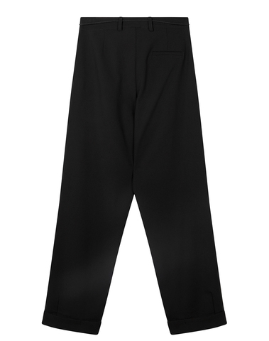 20-043-0203 1012 - Loose party pants (Black)