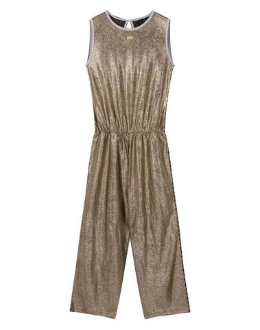 20-082-0203 1013 - Jumpsuit (Gold)