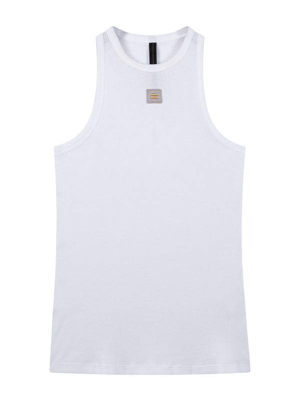 20-455-0203 1001 - Top rib (White)