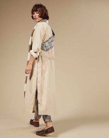 20-572-0203 1079 - Trench coat (Safari)