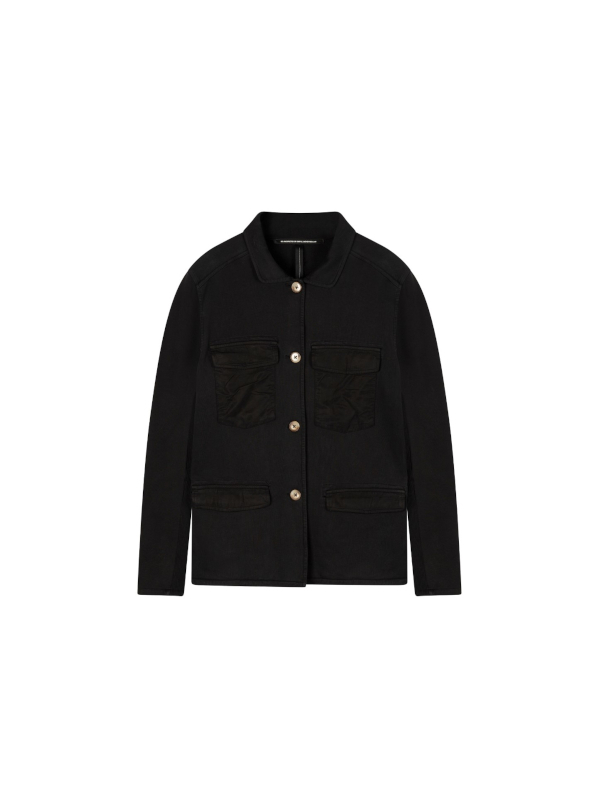 20-507-0203 1012 - Utility jacket (Black)