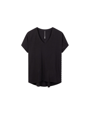 20-741-0203 1012 - Shortsleeves tee (Black)