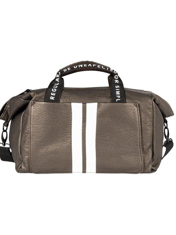 20-955-0203 1014 - Small weekend bag (Bronze)