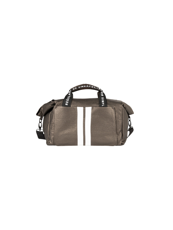 20-955-0203 1014 - Small weekend bag (Bronze)