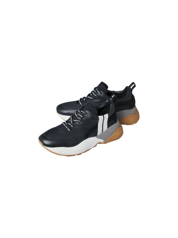 20-935-0203 1012 - Sneakers TECH 1.0 (Black)