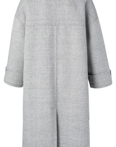 161145-022 60207 - Manteau (Light grey)