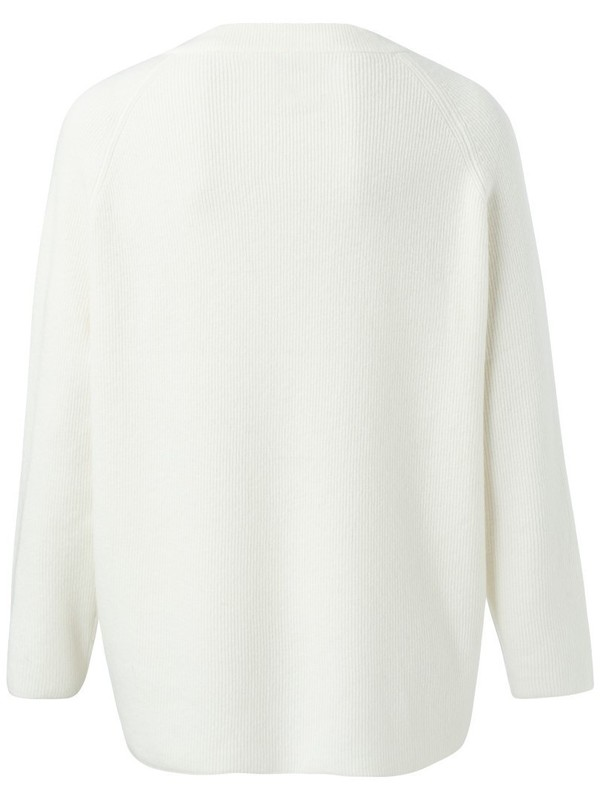 1000338-023 99691 - Pull (Wool white)