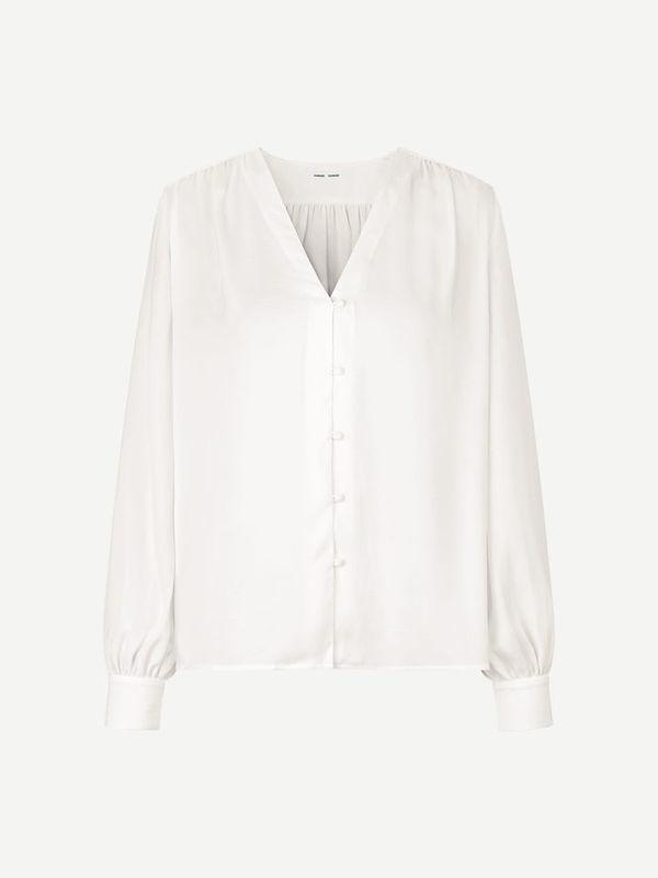F20400209 10495 - Jetta shirt ( Whisper white )