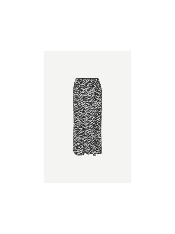 F20200256 00176 - Alsop skirt aop ( Dark sky )