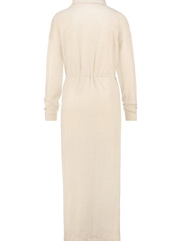 W20F838  140 - Robe (Almond)