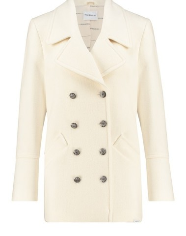 W20N781 004 - Manteau (Off white)
