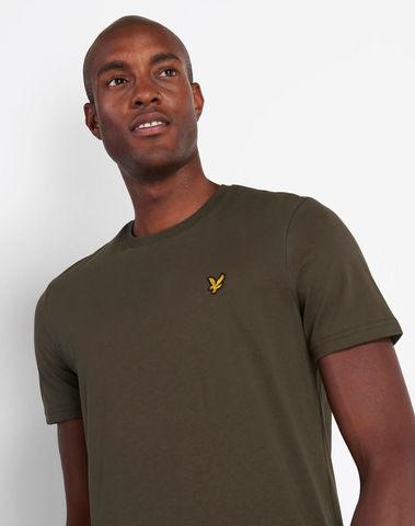 TS400V W123 - Tshirt (Trek Green)