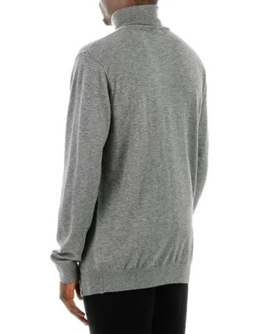 I023368 ZM0 - Playoff Turtleneck (Dk Grey mel.)