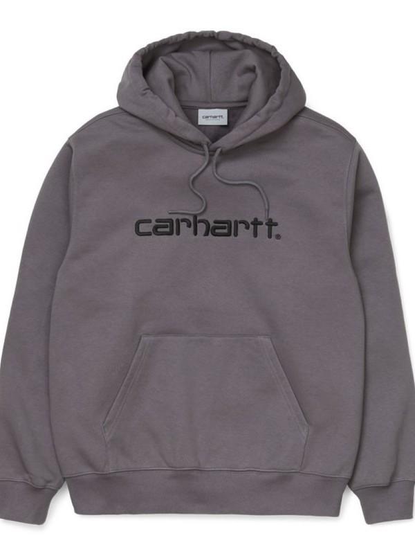I027093 0F7 - Carhartt Sweat (Husky/Black)