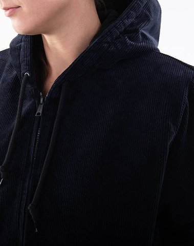 I028670 1C02 - W'Timber jacket (Dk. Navy rinsed)