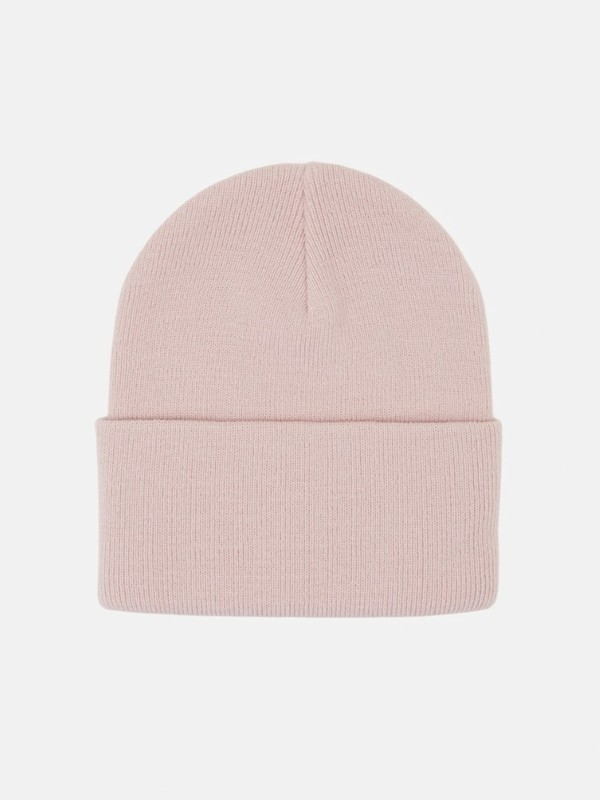 I020222 0F50 - Acrylic Watch Hat (Frosted Pink)