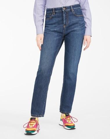 WE5186010906 008  - Jeans FINANZA (Bleu marine)