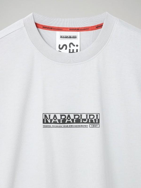 S-OODI H75 -  Tshirt (Grey Harbor)