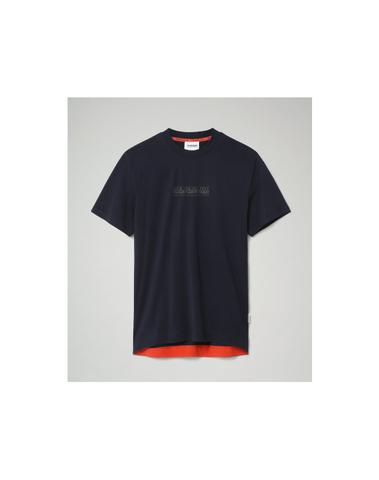 S-OODI 176 - Tshirt (Blu Marine)