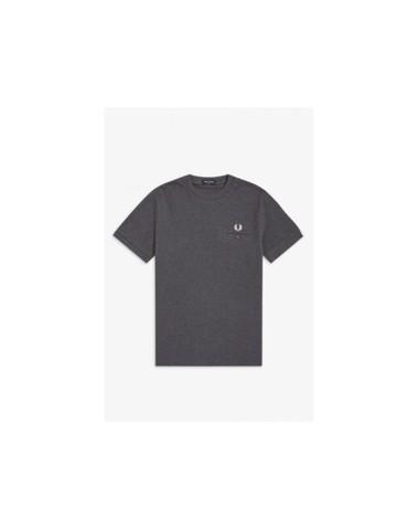 M8531 829 - Tshirt (Graphite)