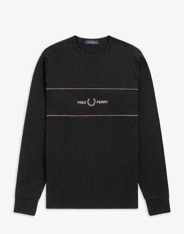 M9593  102 - Tshirt (Black)