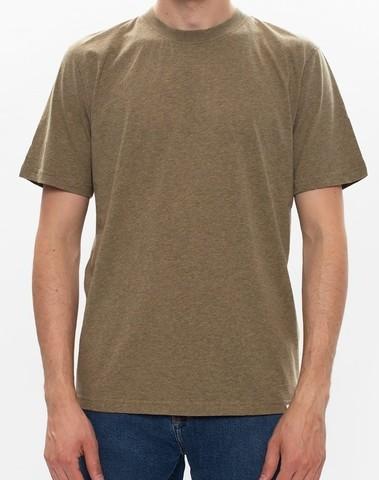 M20300012 00052 - Hugo t-shirt mel. (Gothic Olive mel.))