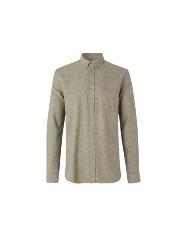 M20123200 10478 - Liam shirt (Gothic Olive)