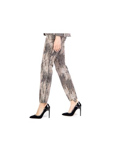 4PNT1A110B-VE27S25-161 - Pantalon JACQUELINECURVIE (Latte)