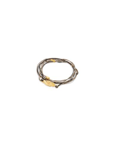 BR-133.G - Bracelet MAIN PROTECTRICE  (Gold)