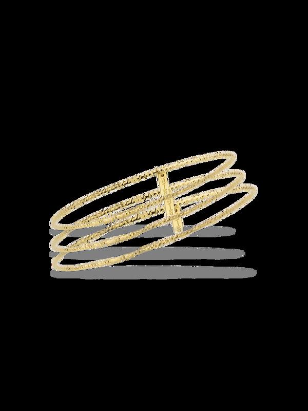 BR-84.65.G - Bracelet AMAZONIA (Gold)