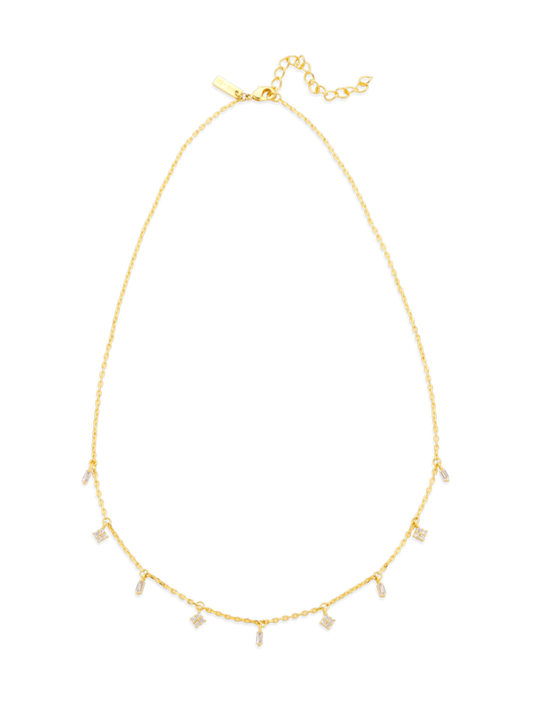 CO-101.G - Collier HIGH LINE (Gold)