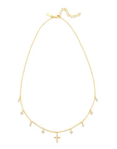 CO-107.G - Collier HARLEM (Gold)