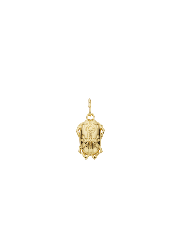 PED-42.G - Grigri SCARABEE (Gold)