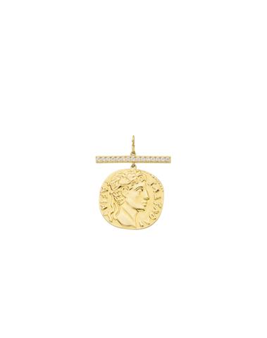 PED-47.G - Breloque CAESAR (Gold)