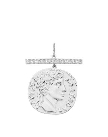 PED-47.S - Breloque CAESAR (Silver)