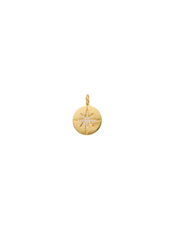 PED-53.G - Grigri SHINNY STAR (Gold)