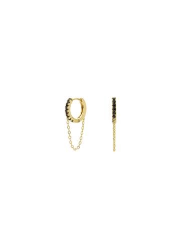 BO-76.G -  Boucles d'oreilles JAIPUR (Gold)